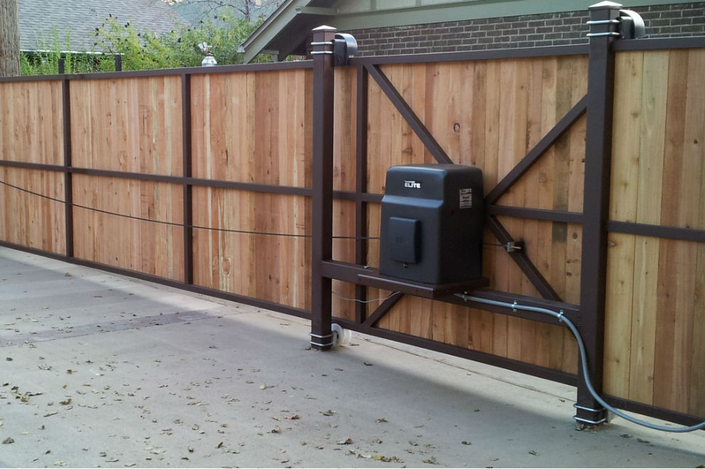 Bay area automatic gate installation masters