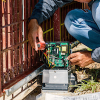 Automatic Gate Masters Electric Gates Company Call