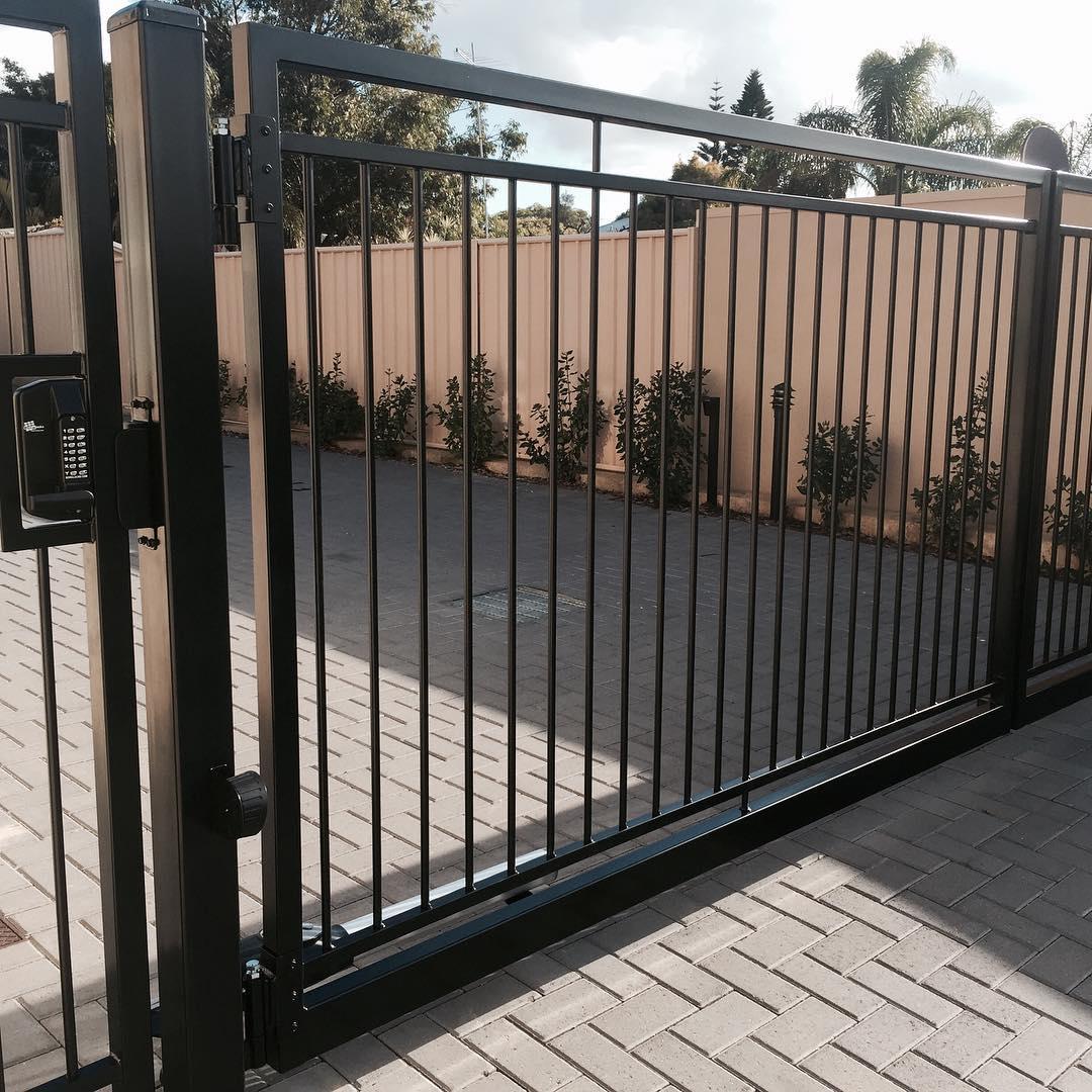 San Jose Gates And Access
