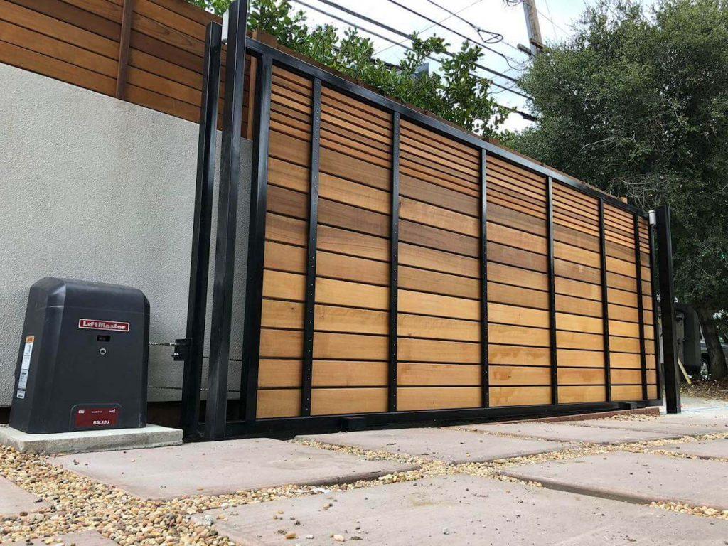 automatic gate installation in palo alto