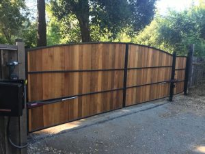 Automatic-Gate-installation-Portola-Valley