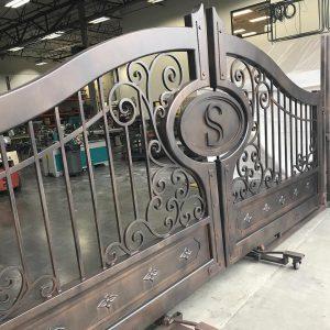 Custom_Driveway_Gate_fabrication