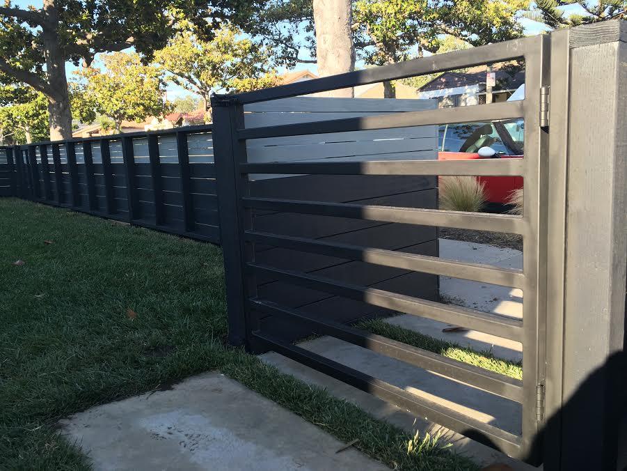 Modern-Steel_Gate