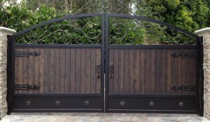 burlingame_Dual_swing_Gate