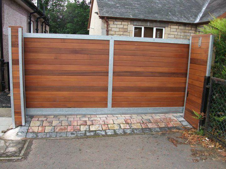 driveway-gate_wooden_slots
