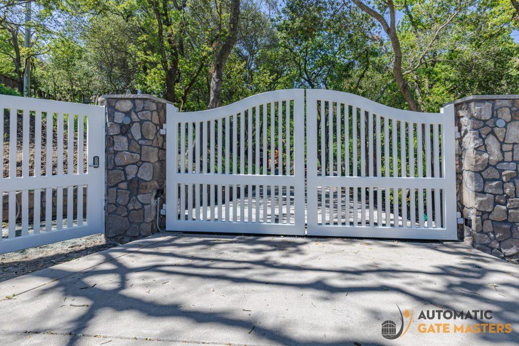 Dual Swing Gate Lafayette CA